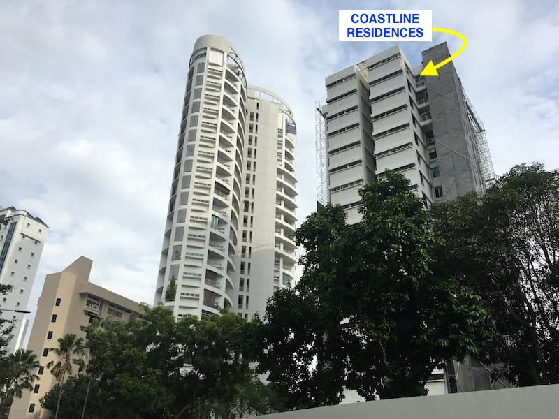 Coastline Residences Online Registration