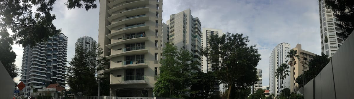 Coastline Residences Along Amber Road